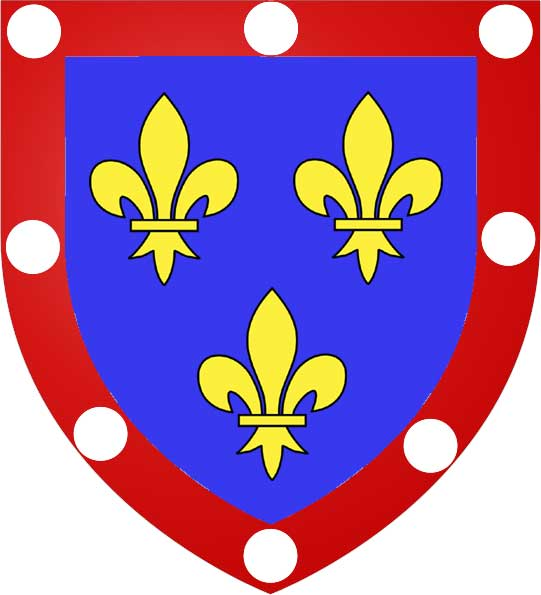 Battle Shield of Jean Duke of Alencon